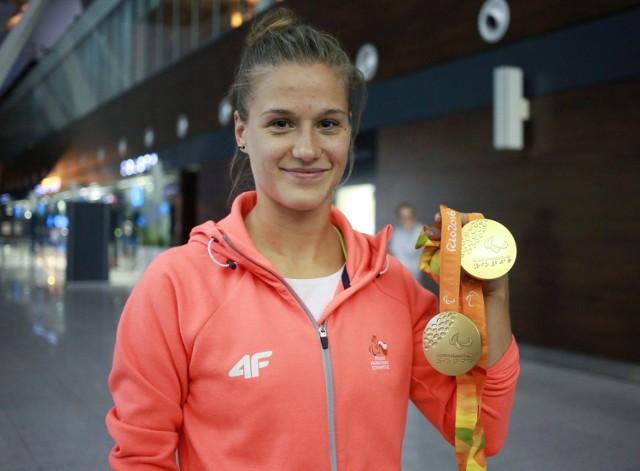 Natalia Partyka wróciła z Rio de Janeiro