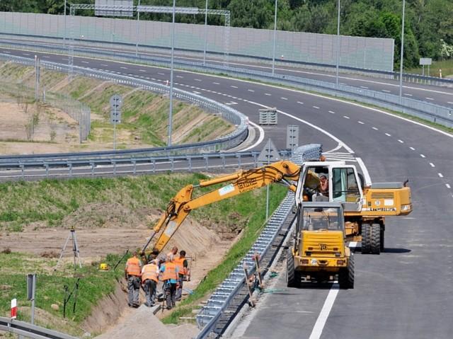 Kolejny odcinek drogi S3 będzie otwarty dla kierowców