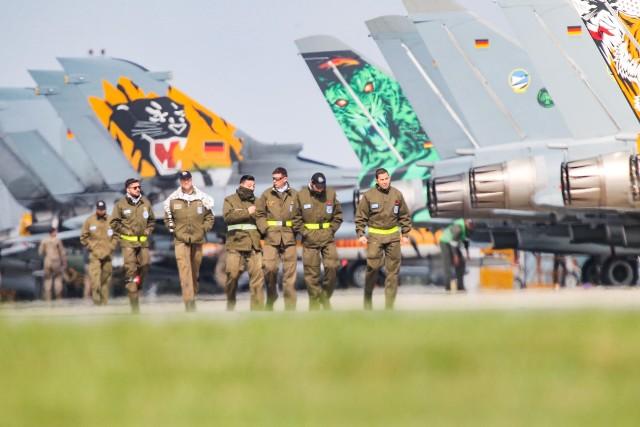 NATO Tiger Meet 2018. Samoloty z całej Europy w Poznaniu