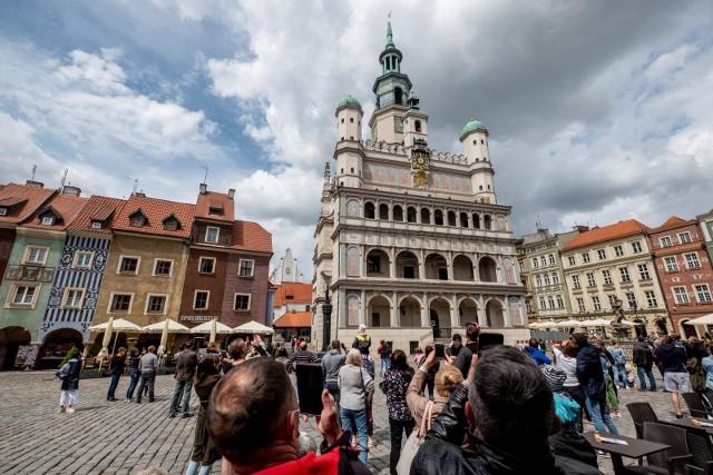 Turyści wrócą do Poznania?