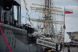 Święto Marynarki Wojennej. Symboliczny moment w Gdyni. Rodzina Raczyńskich objęła honorowym mecenatem ORP Błyskawicę
