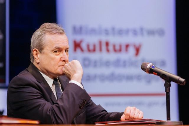 Minister Gliński ostro o Malcie. Dyrektor festiwalu dopowiada