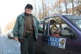 Taxi 007 z Bytomia, czyli Mróz. Kazimierz Mróz. Jeździ tico i pomaga ludziom. Kiedyś mercedesa s-klasy zazdrościło mu pół miasta