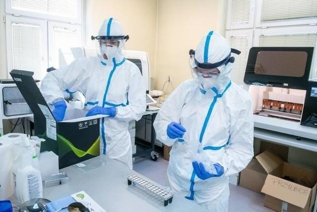 W ciągu ostatniej doby w Lubuskiem przybyło 5 zakażeń koronawirusem