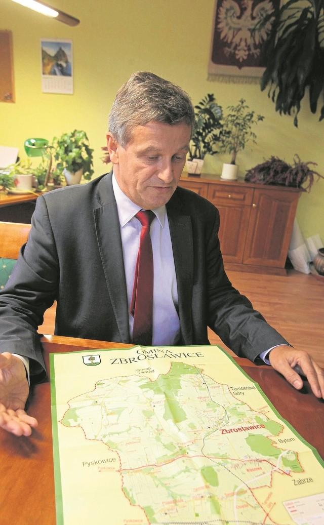 Wójt Olszewski postawił inwestorom twarde warunki