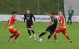Fortuna 1 Liga. Korona Kielce po słabym meczu zremisowała z Zagłębiem Sosnowiec 0:0. Czerwona kartka dla Zebicia [ZDJĘCIA]