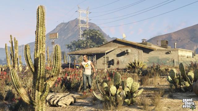 Grand Theft Auto VGrand Theft Auto V