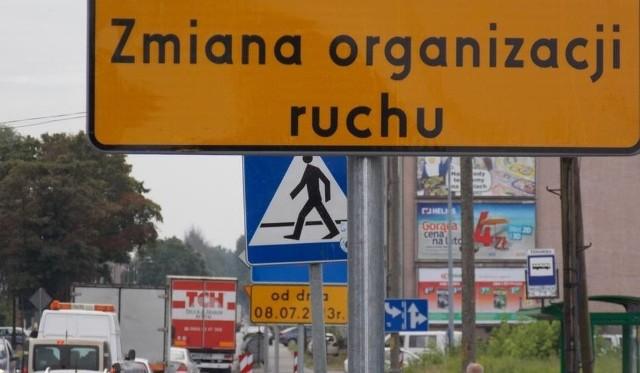 Dziś kierowcy przejadą wyremontowanymi ulicami Wybickiego i Łokietka.
