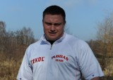 Krzysztof Radzikowski - siłacz na Karaibach
