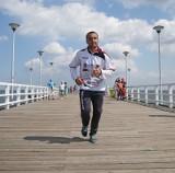Sebastian Bibro przebiegł z Zakopanego do Gdańska! W ten sposób pomógł choremu dziecku [ZDJĘCIA]