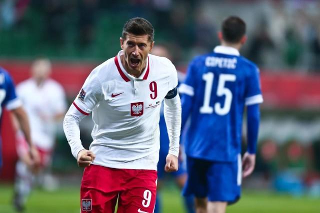 Polska gra z Węgrami pokładając nadzieje w Robercie Lewandowskim