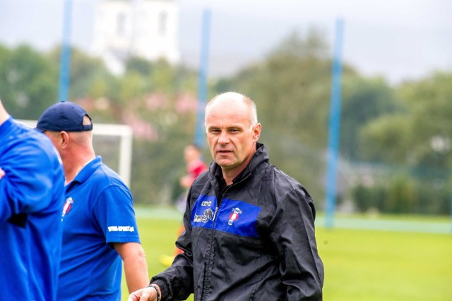 Artur Woroniecki nie jest już trenerem Olimpii Zambrów