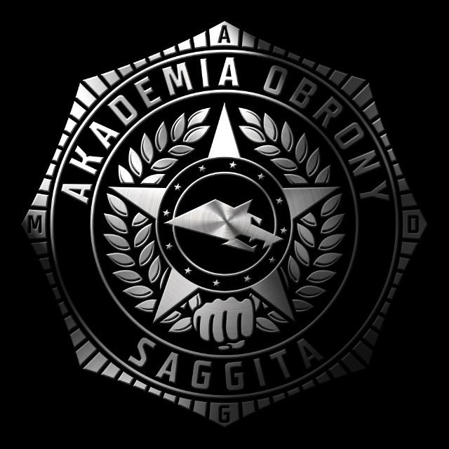 Akademia Obrony Saggita bagde
