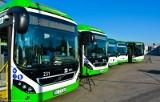BKM. Nowe autobusy volvo, solaris i mercedes w Białymstoku. Białystok otrzymał tytuł Lidera Transportu Publicznego 2018 (zdjęcia)