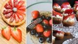 Z czym jeść truskawki? Instagram jest pełen inspiracji. Zobacz najlepsze przepisy na dania z truskawkami