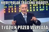 Polacy śmieją się ze swoich zarobków i... stylu życia [MEMY]