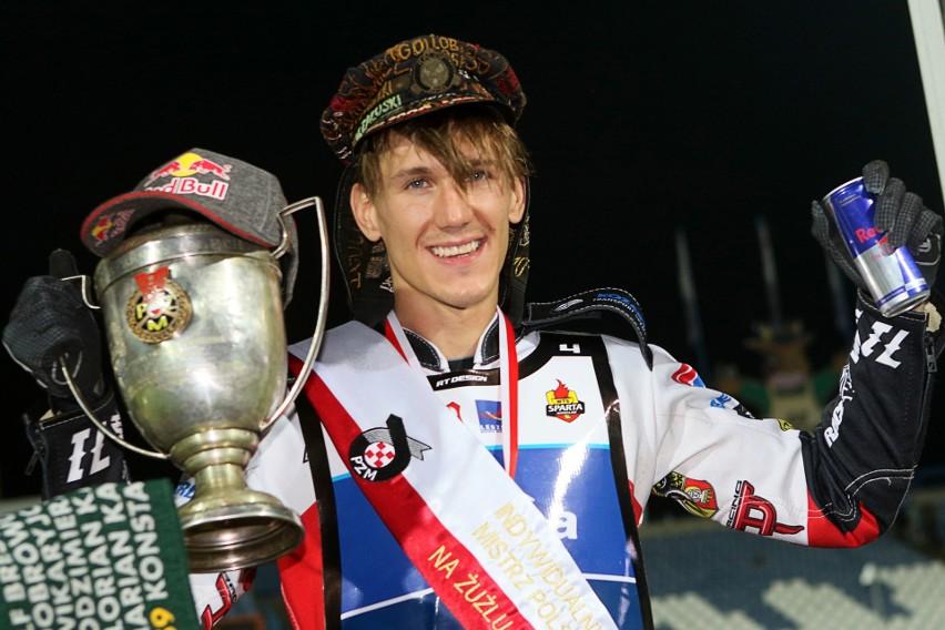 IMP w Lesznie: Maciej Janowski złotym medalistą