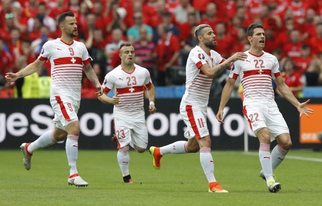 Albania - Szwajcaria 0:1