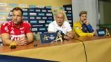 Talant Dujszebajew, trener Łomża Vive Kielce, po meczu z SG Flensburg-Handewitt: Bardzo się cieszę z postawy moich zawodników