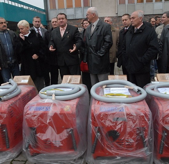 20 agregatów prądotwórczych trafiło do lubuskich gmin.