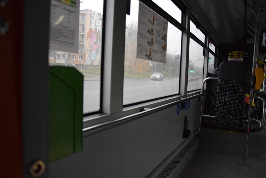 Zmiany w pojazdach komunikacji miejskiej w Gorzowie (za...
