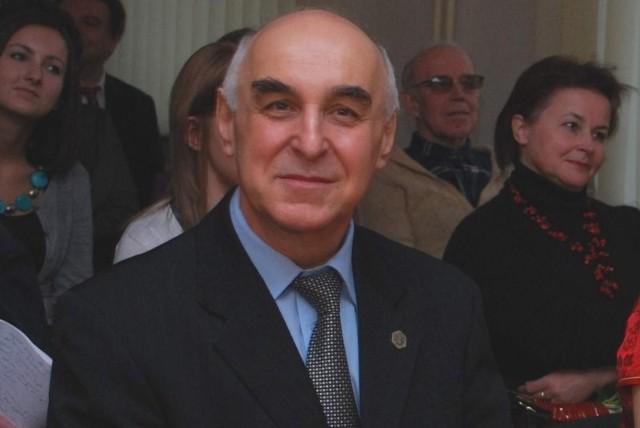 Prof. Jerzy Skubis.