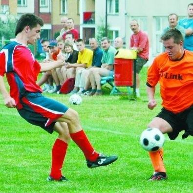 Piłkarze Perspektywy o ligowe punkty powalczą z Pogonią Łapy