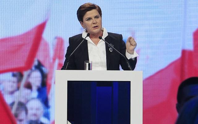 """""""Spotkajmy się w drodze"""" - to przesłanie, z którym Beata Szydło chce budować kampanię parlamentarną."""