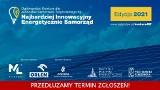 Zgłoszenia do Ogólnopolskiego Konkursu na Najbardziej Innowacyjny Energetycznie Samorząd przedłużony do 30 lipca