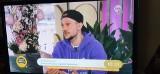 Rademenez w Dzień Dobry TVN! Cała Polska podziwia Lubuszanina, który rapował przez 24 godziny dla chorej Ani, bez przerwy