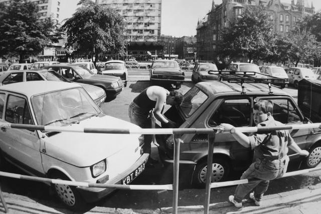 Nasze samochody sprzed lat. Archiwalne zdjęcia z Katowic