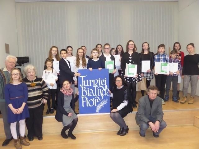 Turniej Białych Piór: Najlepsi młodzi poeci i pisarze nagrodzeni