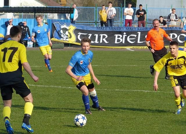 Tur Bielsk Podlaski - Sparta Augustów 2:1 (0:0)