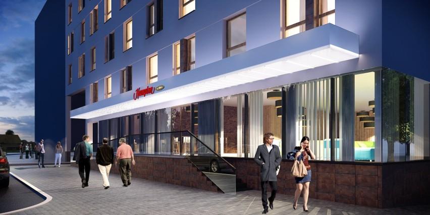 Hotel Hilton powstanie w Białymstoku