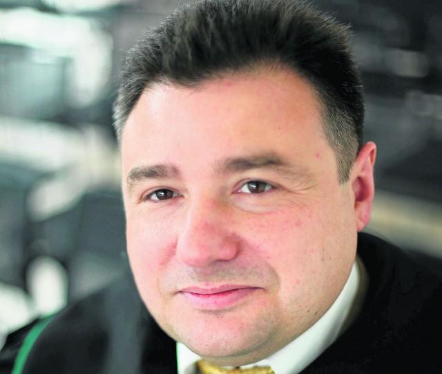 Sławomir Zaremba, adwokat z Katowic