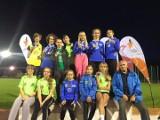 KKL Victoria Stalowa Wola i Sparta Stalowa Wola razem zdobyły 14 medali