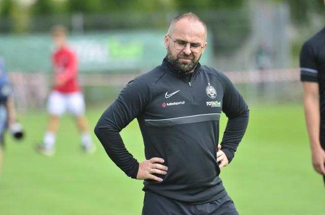 Trener Piotr Tworek spodziewa się trudnego meczu w Łęcznej. Warta Poznań zmierzy się z Górnikiem w piątek o godz.18