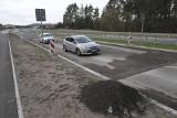 Droga Białystok - Supraśl została otwarta w listopadzie. A drogowcy muszą już zrywać asfalt. Remont trwa (zdjęcia)
