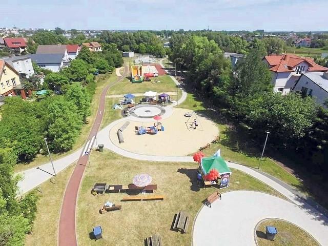 Najefektowniejszą, zrealizowaną inwestycją dotychczasowych dwóch budżetów obywatelskich jest Plac Trzech Pokoleń