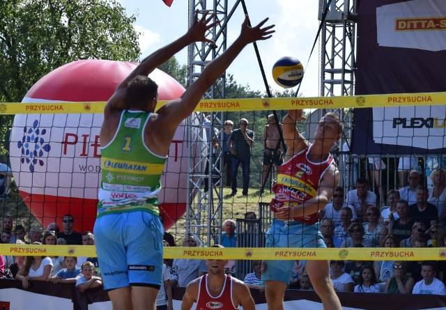 W najbliższy weekend 12-14 lipca w Przysusze odbędzie się Superpuchar Polski Lewiatan Mazovia Beach Ball Przysucha 2019.