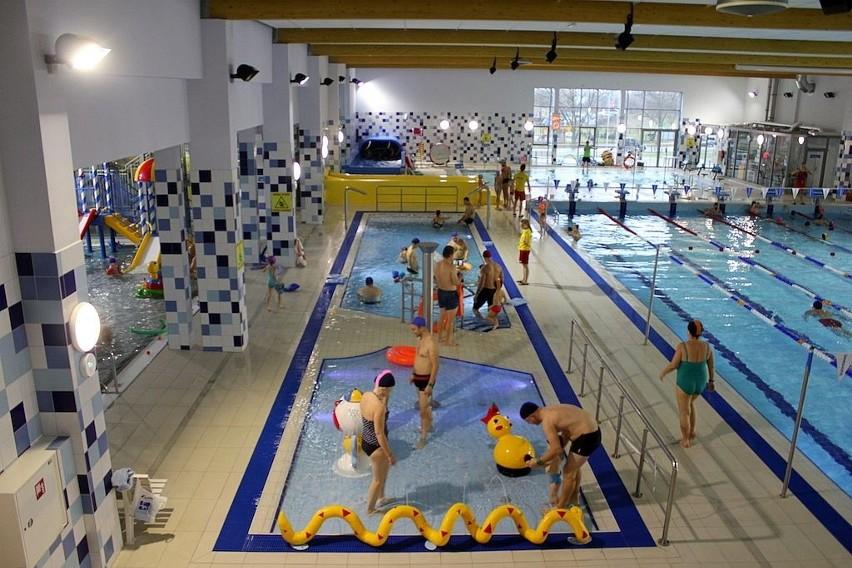 Pływalnie BOSiR dostępne dla wszystkich od 28 maja 2021 (zdjęcia)