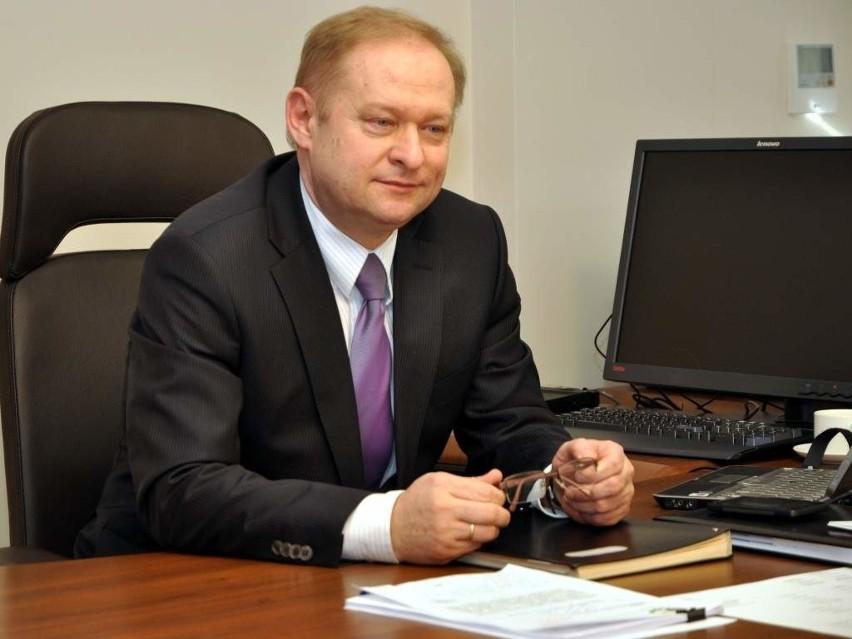 Tadeusz Witos wraca do elektrowni.