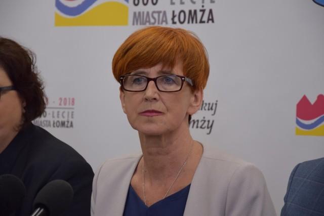 Elżbieta Rafalska zapowiada ważne zmiany w programie Karta Dużej Rodziny.