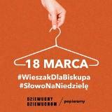 #SłowoNaNiedzielę, czyli protesty kobiet pod diecezjami i archidiecezjami