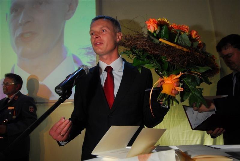Gala wreczania Zlotych Spinek 2009.