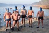 Morsy z Grodziska zakończyły sezon lodowatych kąpieli
