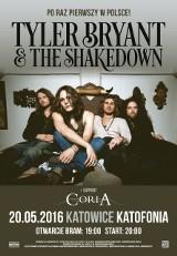Tyler Bryant and the Shakedown w Katowicach KONCERT 20.05.2016