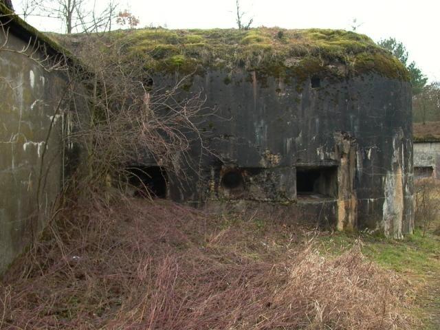 Fort VII Twierdzy Modlin pod Cybulicami