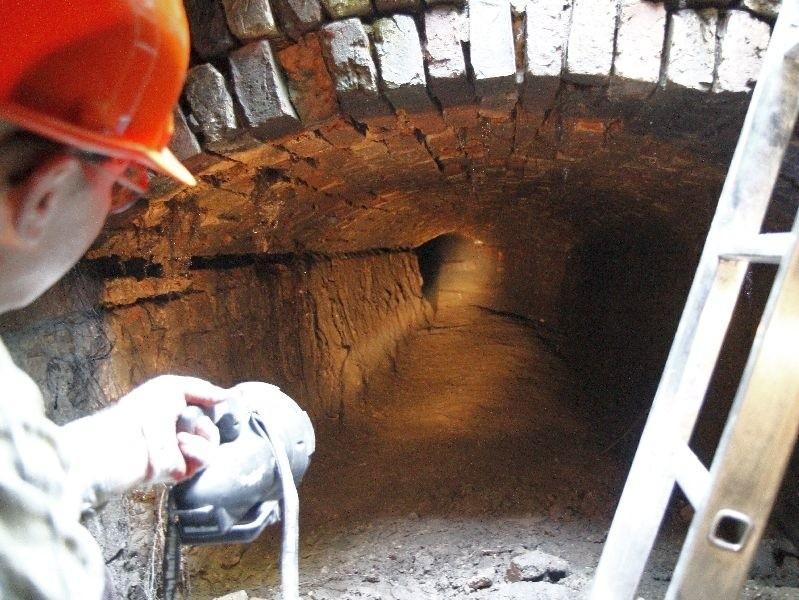 Podziemne kanaly