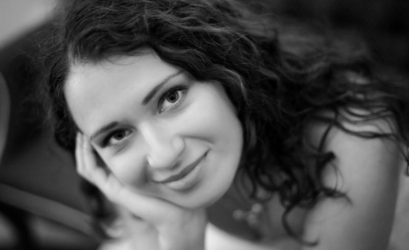 Magdalena Polkowska, solistka bydgoskiej opery